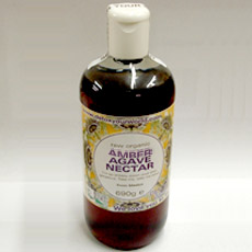 Agave nectar, raw, wildcrafted, vegan