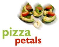 Pizza petals