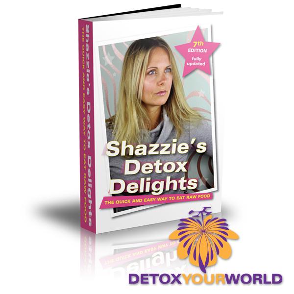 Shazzie's Detox Delights
