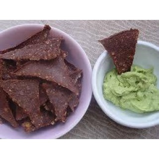 Cacao Tortilla Chips