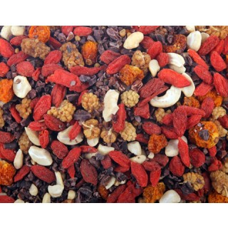 Goji Berry and Cacao Trail Mix