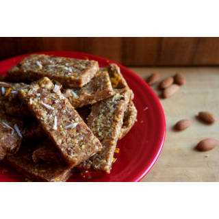 Almond and Goji Berry Bars