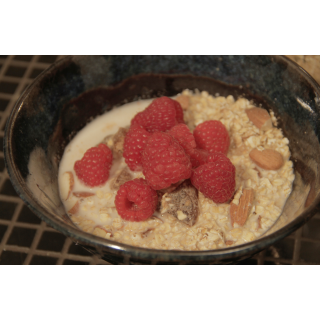 Banana Oat Porridge