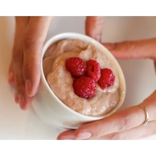 Baobab Raspberry Cream