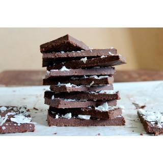 Raw Chocolate Bounty Bars