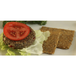 Raw Vegan Burgers