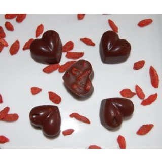 Raw Goji Berry Chocolate