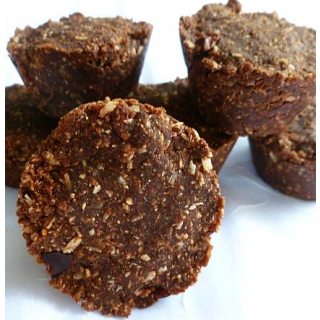 Raw Cacao Cupcakes