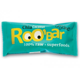 Roo Bar Chia & Coconut
