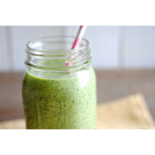 Chia Seeds Green Smoothie