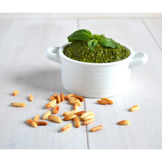 Chlorella Pesto