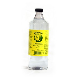 Water Oz Dietary Supplement - Chromium