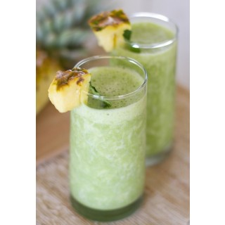 Moringa and Pineapple Smoothie