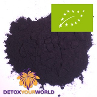 Organic Purple Corn Extract Powder