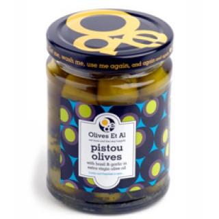 Olives Et Al - Pistou Olives