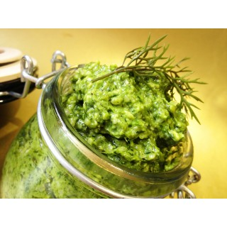 Hemp Seed and Fennel Pesto