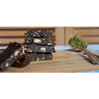 Hemp Protein And Nut Bars