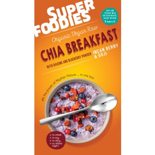 Superfoodies Berry Chia Breakfast - Goji & Incan Berry
