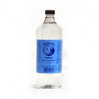 Water Oz Dietary Supplement - Indium