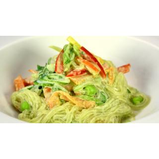 Tahini Kelp Noodles