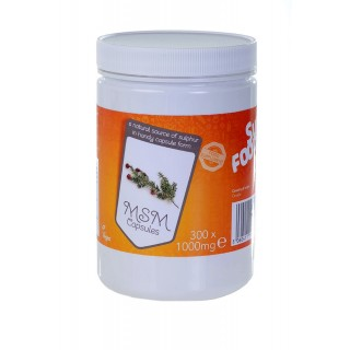 Superfoodies MSM Veggie Capsules