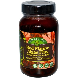 Pure Planet Red Marine Algae Plus