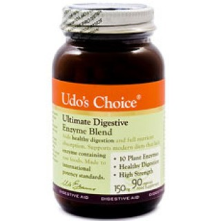 Udo's Choice Digestive Enzymes Blend