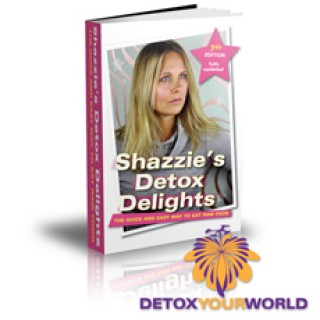 Shazzie's detox delights by Shazzie