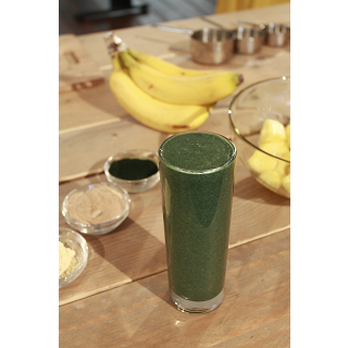 Spirulina Tropical Smoothie
