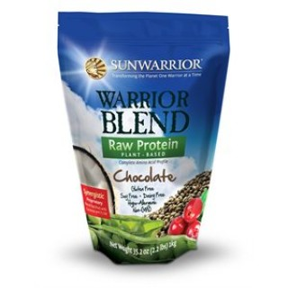 Sunwarrior Warrior Blend Chocolate