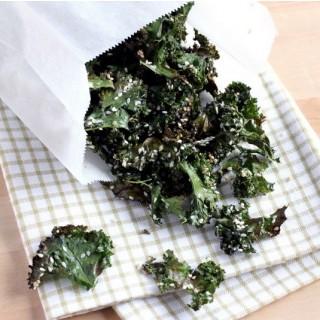 Baobab Kale Chips