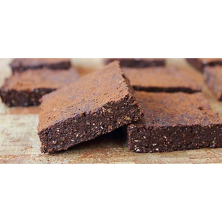 Walnut and Prune Brownies