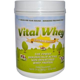 Vital Whey Vanilla