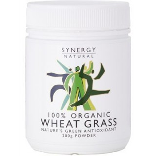 Synergy Wheatgrass Powder