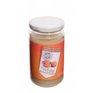 Superfoodies Raw White Almond Butter