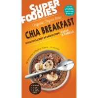Superfoodies Chocolate Chia Breakfast - Cacao & Vanilla
