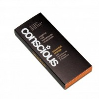 Conscious chocolate - essential orange