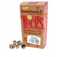 Lovechock Rocks - Raisin/Coconut