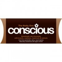 Conscious chocolate - the nutty one