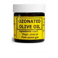 Ozonated Virgin Olive Oil