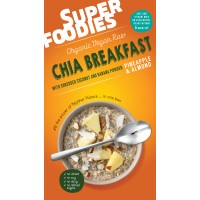 Superfoodies Tropical Chia Breakfast - Pineapple & Almond
