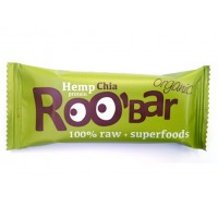 Roo Bar Hemp Chia