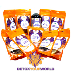 Our Detox Your World Brand